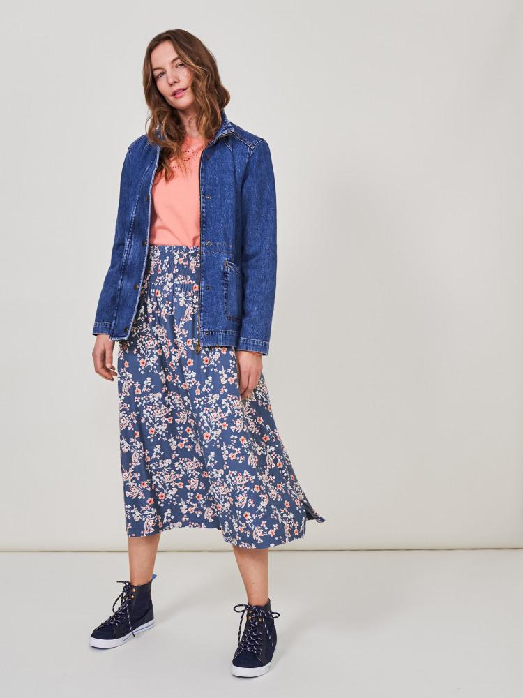 Shelley Jersey Skirt