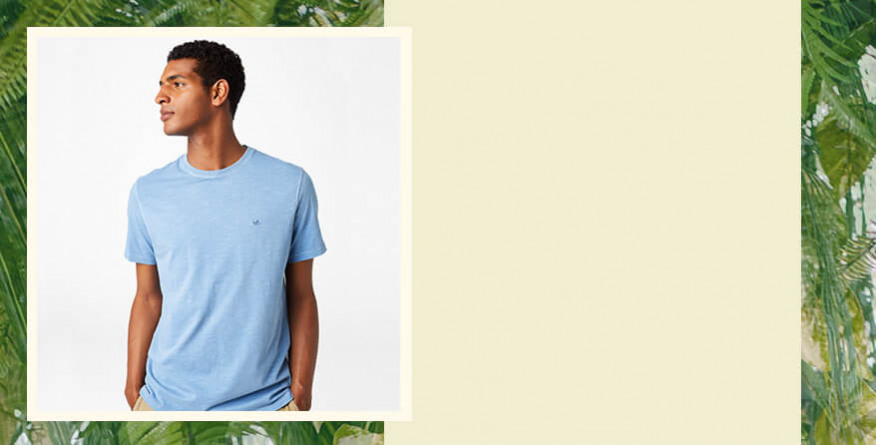 2 for £30 on The Short - Sleeved Abersoch Tee