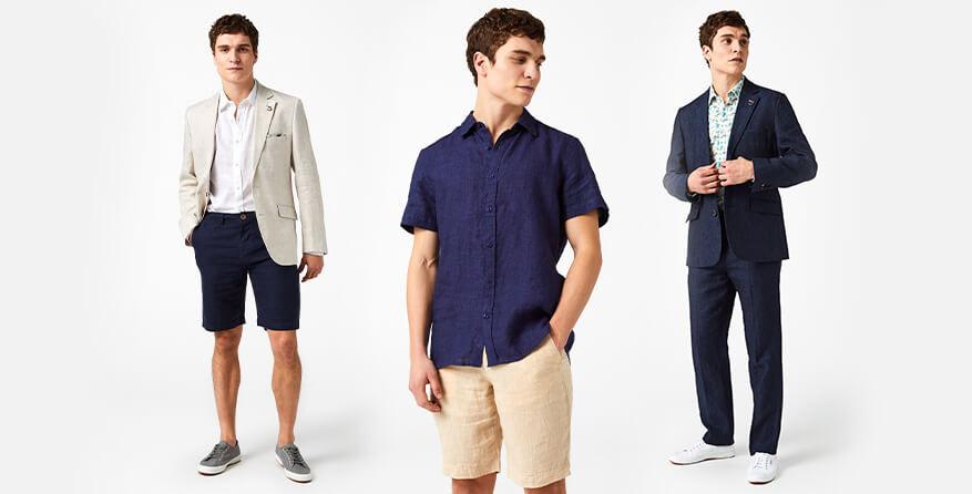 Men's Linen