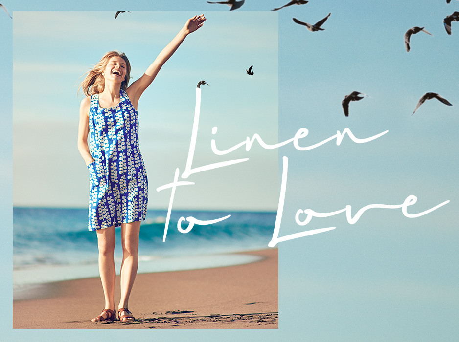 Linen to love