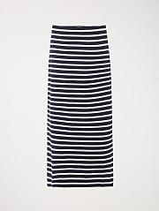 Lola Stripe Maxi Skirt