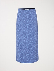 La Cucaracha Maxi Jersey Skirt
