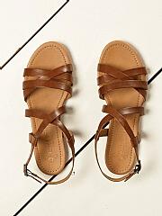 Ida Strappy Sandal