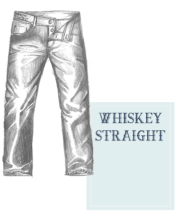 Whiskey Straight Jeans