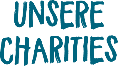 Unsere Charities