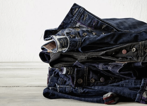 CDBApparel Cookies Brand Boys Faded Denim Jeans